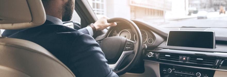 Réserver une voiture avec chauffeur VTC